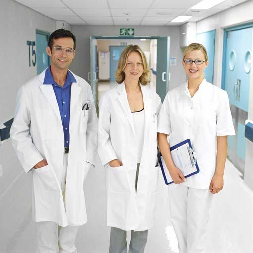 Grundig klinikrengøring giver glade og tilfrest personale på klinikken