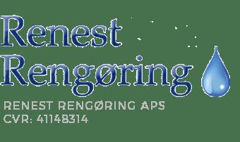 Rengøringsfirmaet Renest Rengøring Logo