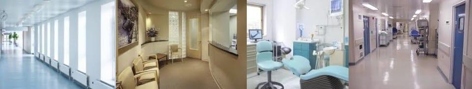 Renest Rengøring udfører kvalitets klinikrengøring i klinikker